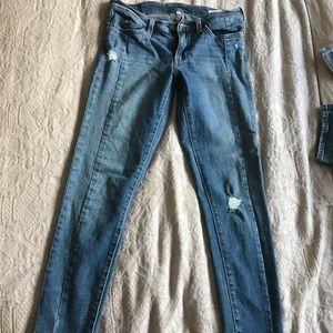 Skinny Levi jeans